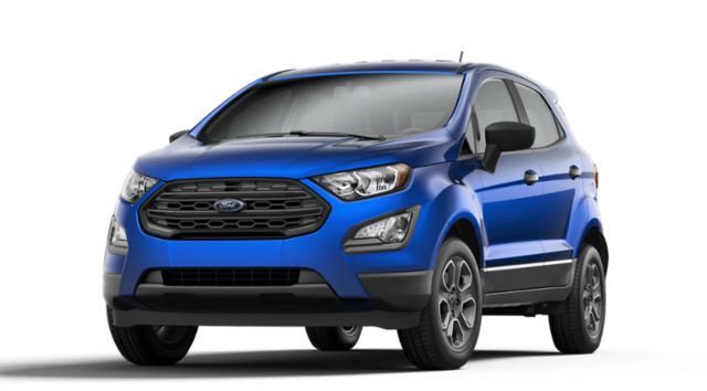 2020 Ford EcoSport S S FWD